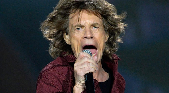 Frontman The Rolling Stones Mick Jagger