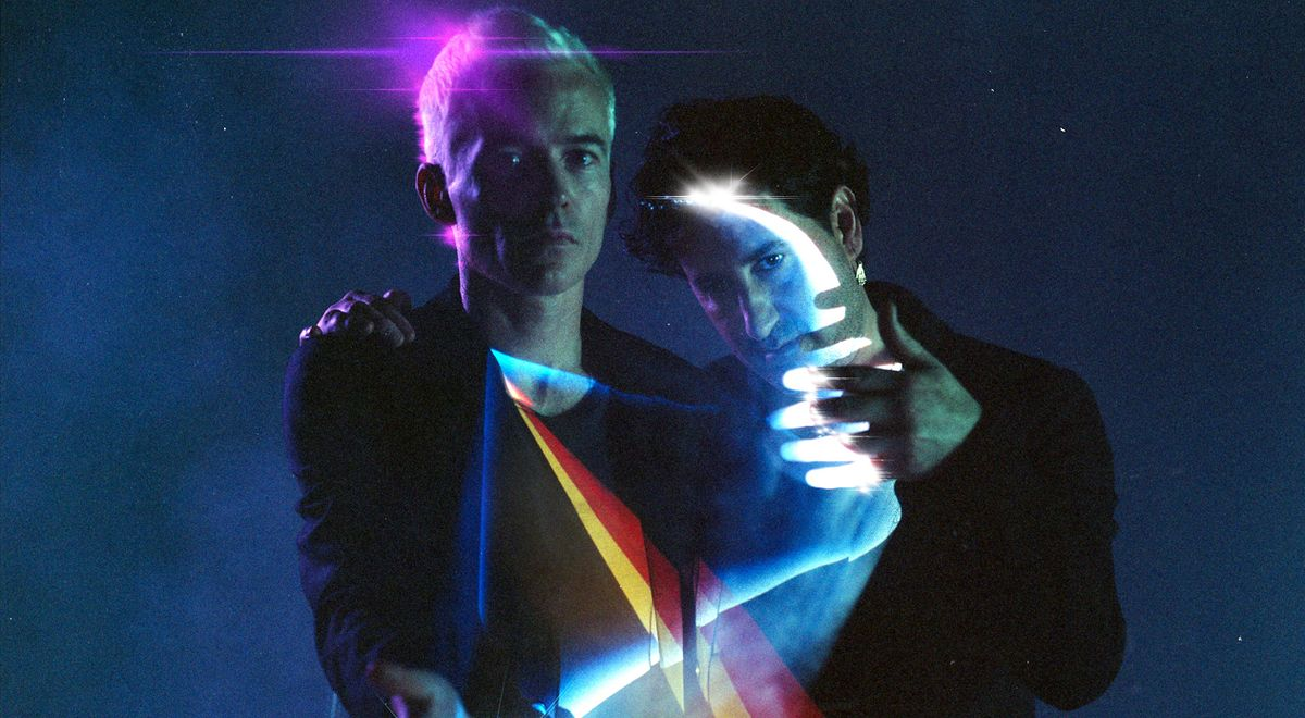 The Avalanches: Robbie Chater i Tony DI Blasi