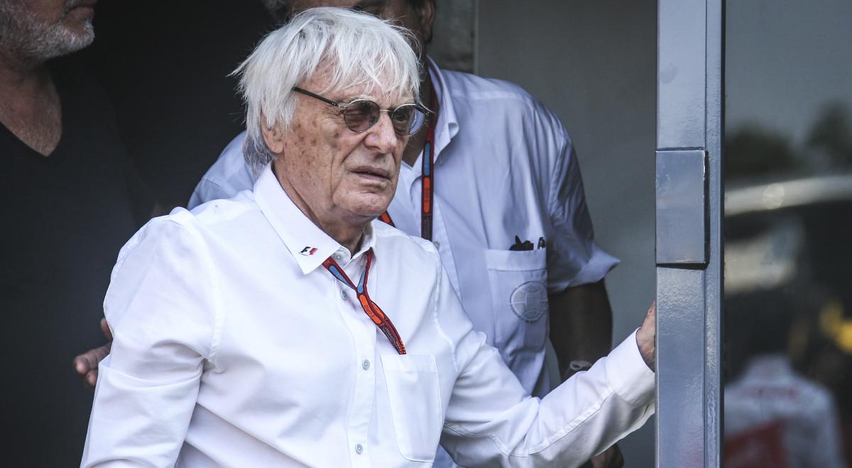 89-letni Bernie Ecclestone zostanie ojcem. Był szef Formuły 1 znów ...