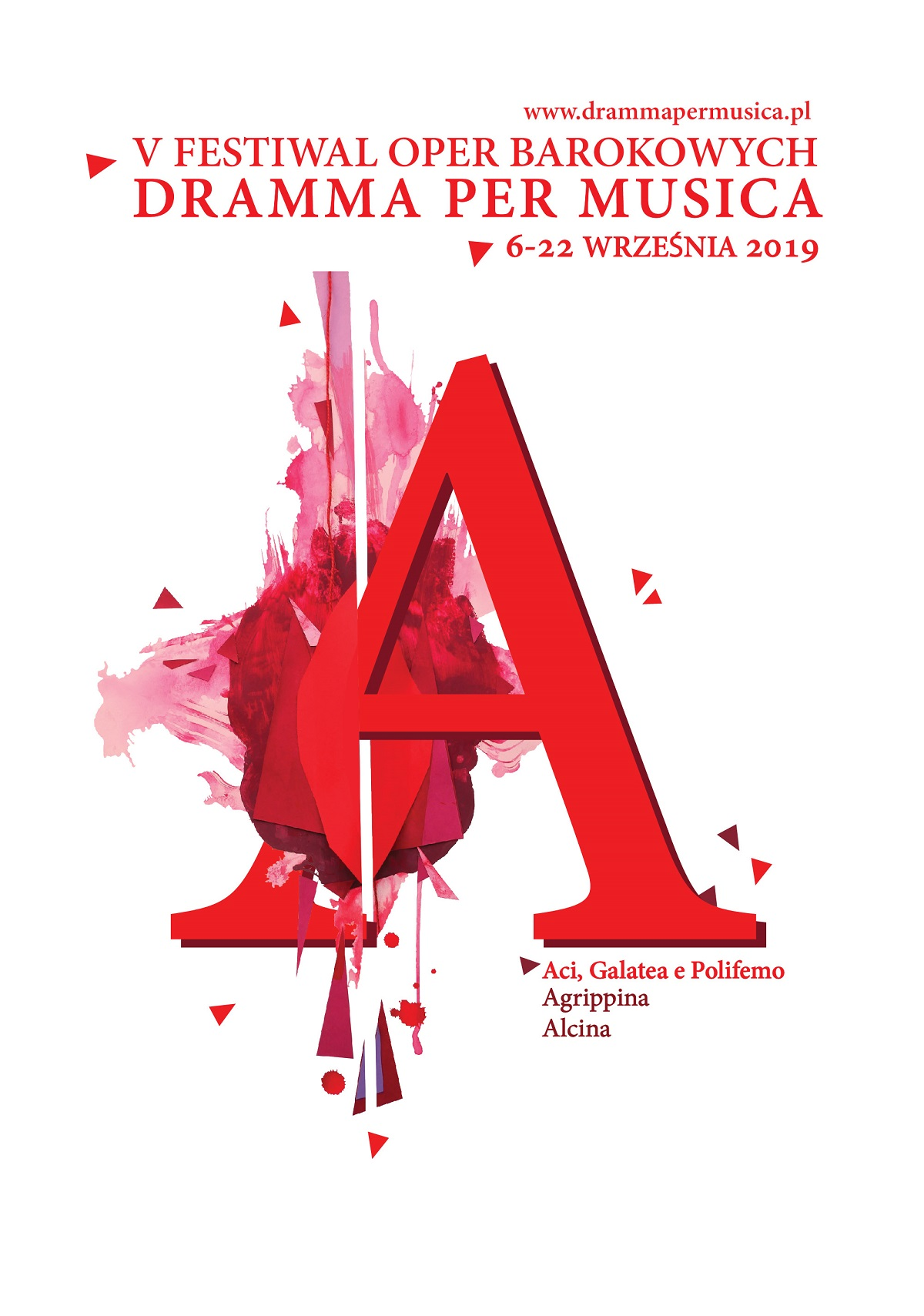 The annual Dramma per Musica festival is now in its fifth year.