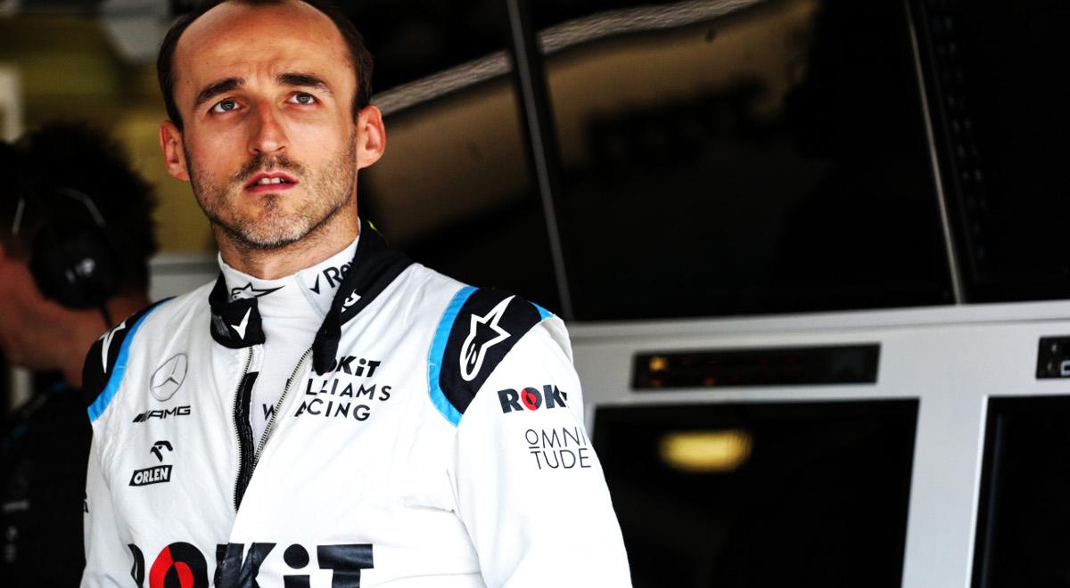 fec812321 Robert Kubica zajął ostatnie miejsce w pierwszej części kwalifikacji przed  wyścigiem o Grand Prix Kanady, siódmą rundą mistrzostw świata Formuły 1.