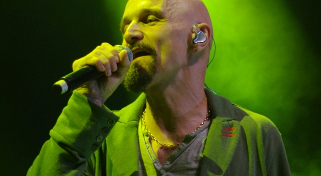 Tim Booth, frontman grupy James