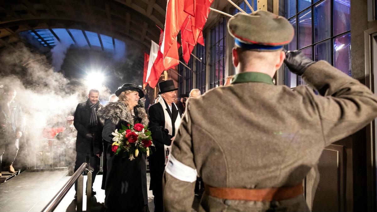 d1a1585bba Poznań świętuje 100. rocznicę wybuchu Powstania Wielkopolskiego -  Wiadomości - polskieradio24.pl