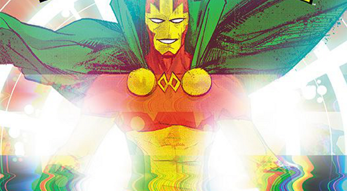 Mister Miracle Tom King. Mitch Gerads, wyd. DC Polska