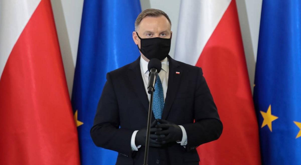 Президент Польши Анджей Дуда заражен коронавирусом