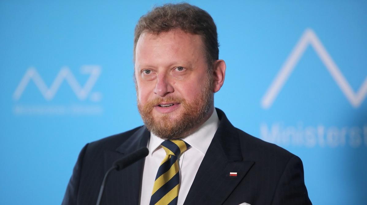 Łukasz Szumowski.