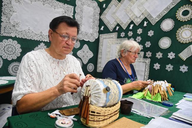Bobowa International Lace Festival