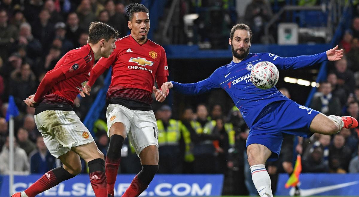 3debaa4c0 Puchar Anglii: Chelsea Londyn - Manchester United. Obrońcy trofeum  wyeliminowani - Wiadomości - polskieradio24.pl