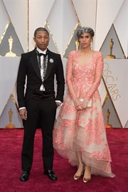 Pharrell Williams i Mimi Valdez