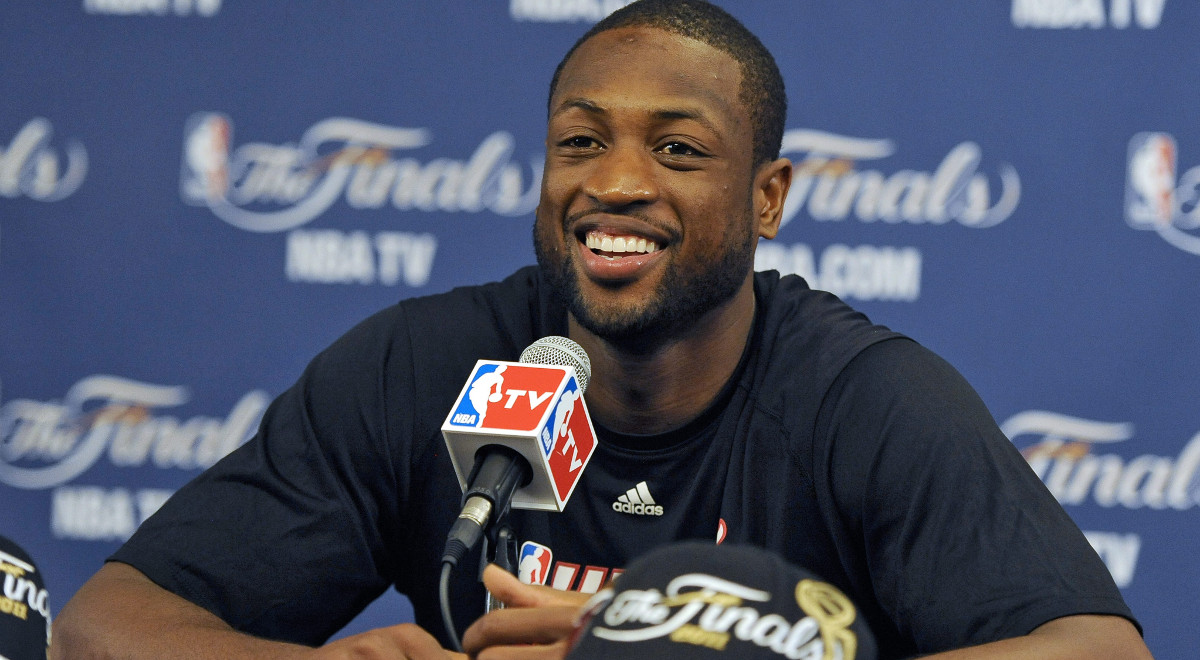 Dwayne Wade wróci do Miami Heat