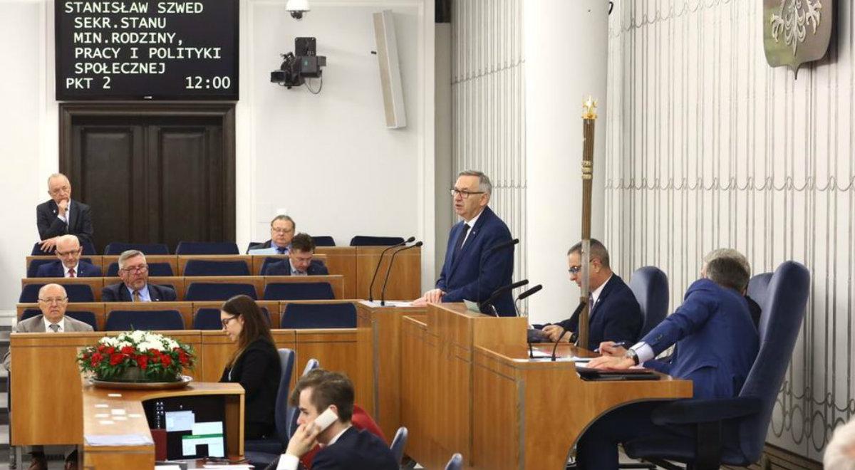 Minister Szwed: kolejne zmiany muszą być w kierunkach o których państwo mówiliście