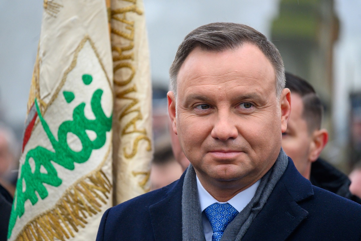 Polish President Andrzej Duda will be a key speaker at events to mark the 75th anniversary of the liberation of the Auschwitz Nazi German death camp in southern Poland on January 27.