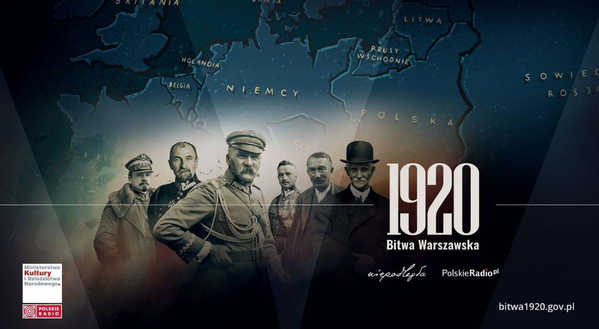 1920 – Bitwa Warszawska. Serwis specjalny Polskiego Radia