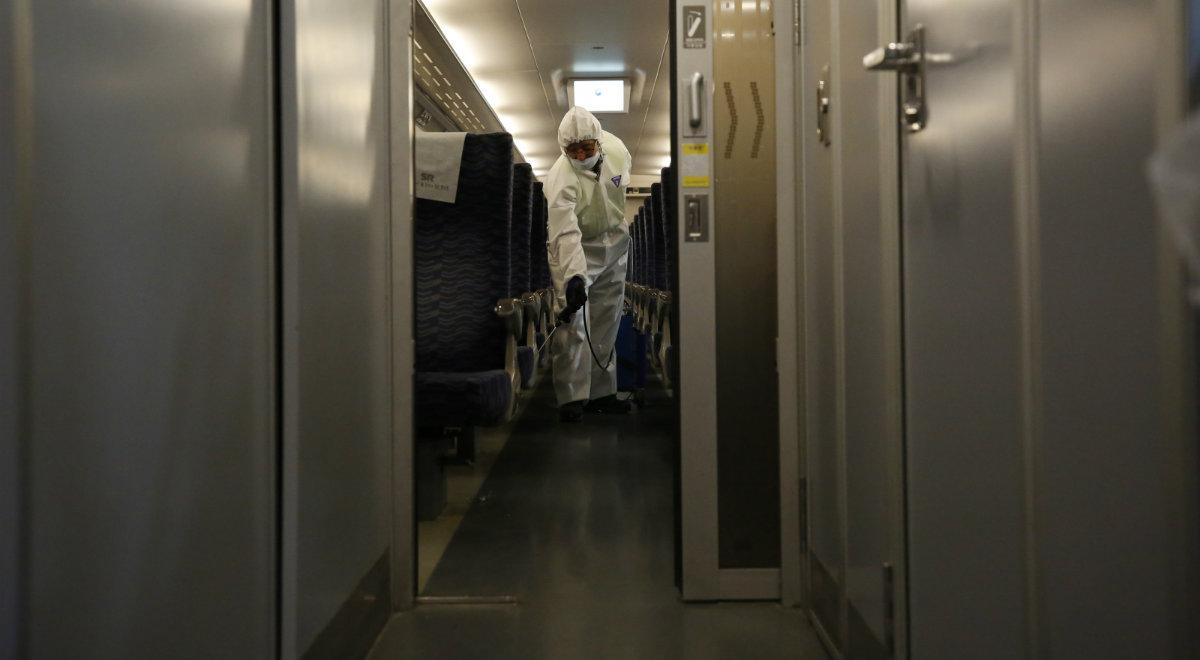 Koronawirus w Europie. Potwierdzono pierwsze przypadki