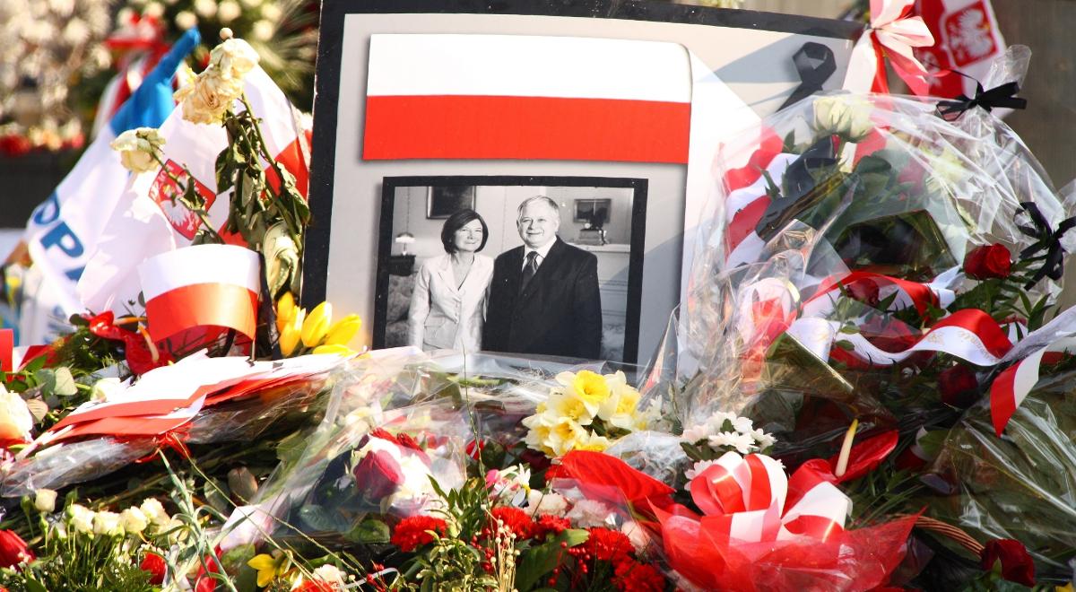 10 kwietnia 2010 roku w Smoleńsku w katastrofie Tu-154M zginęło 96 osób, w tym prezydent Lech Kaczyński i jego małżonka