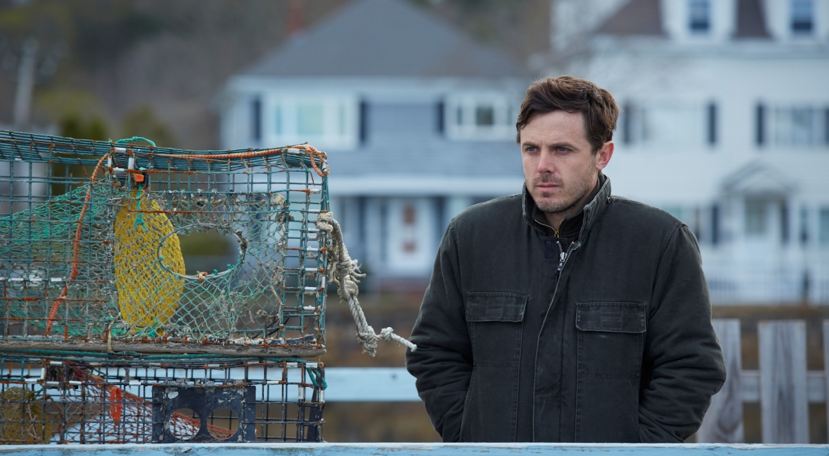 Kadr z filmu Manchester by the sea