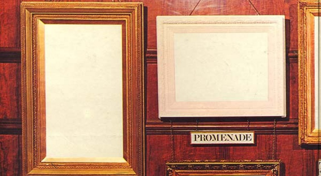 Emerson, Lake and Palmer Pictures at an Exhibition, fragm. okładki albumu